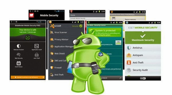 kumpulan antivirus terbaik untuk android