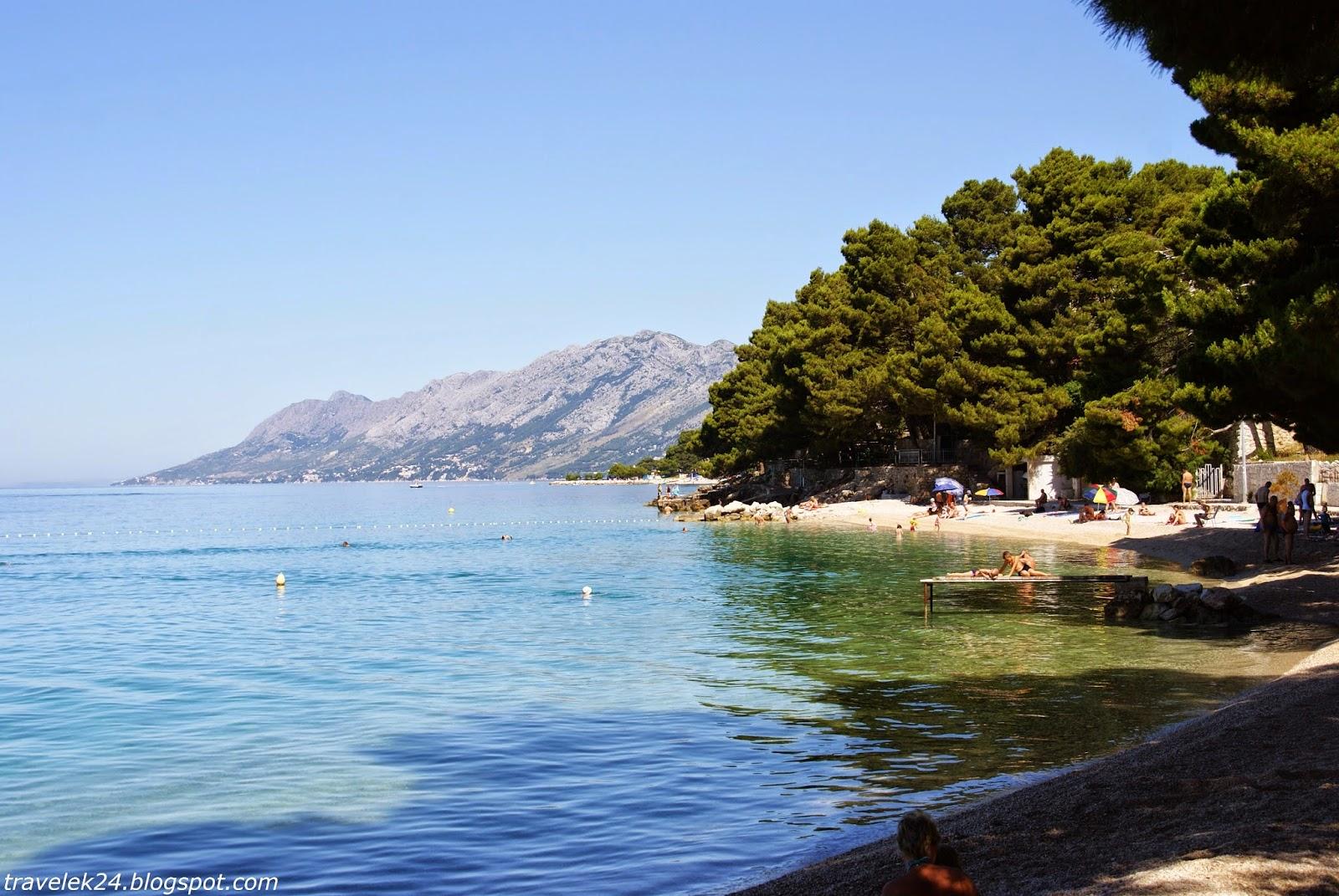 Chorwacja Makarska rIWIERA