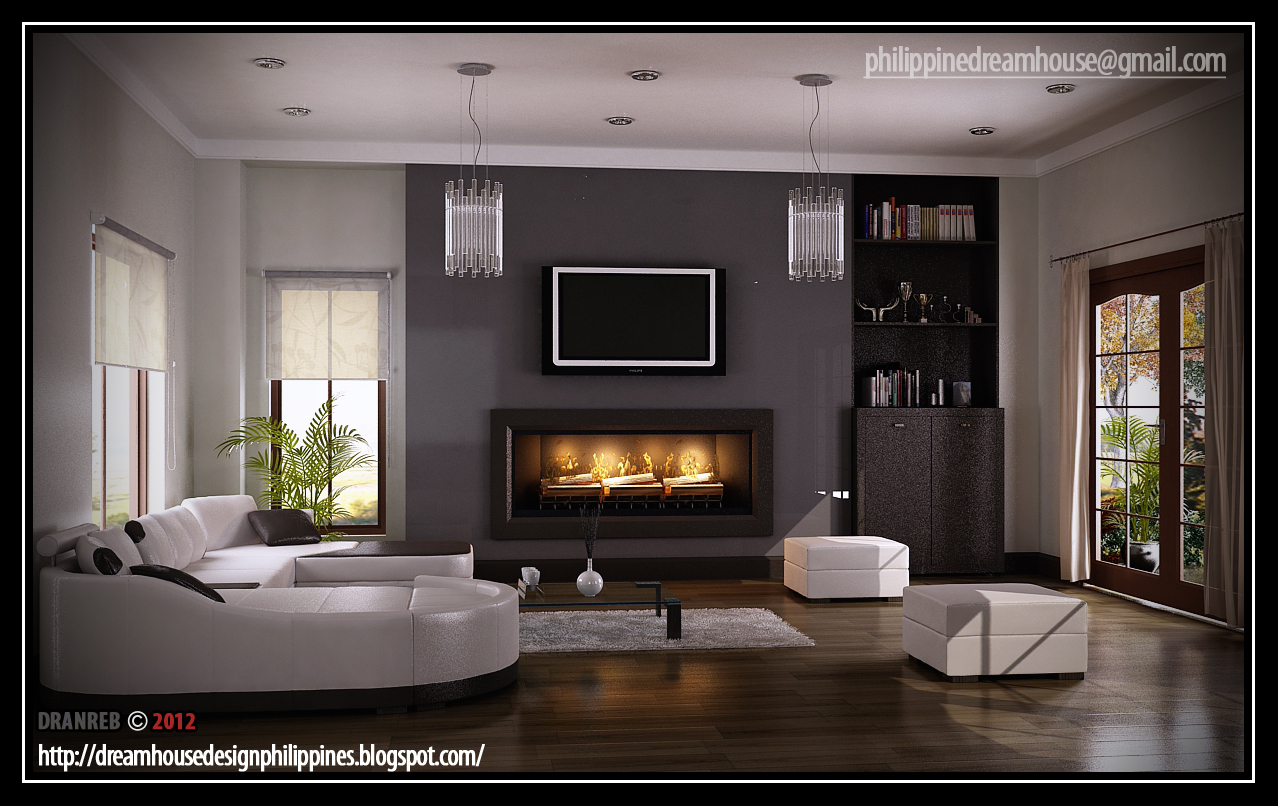 Philippine House Design Living Room
