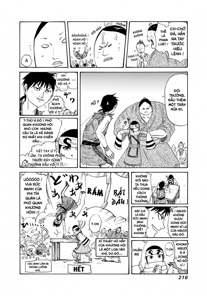 Kingdom - Vương Giả Thiên Hạ Chapter 206 page 20 - IZTruyenTranh.com
