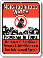 neighborhood watch national public health week