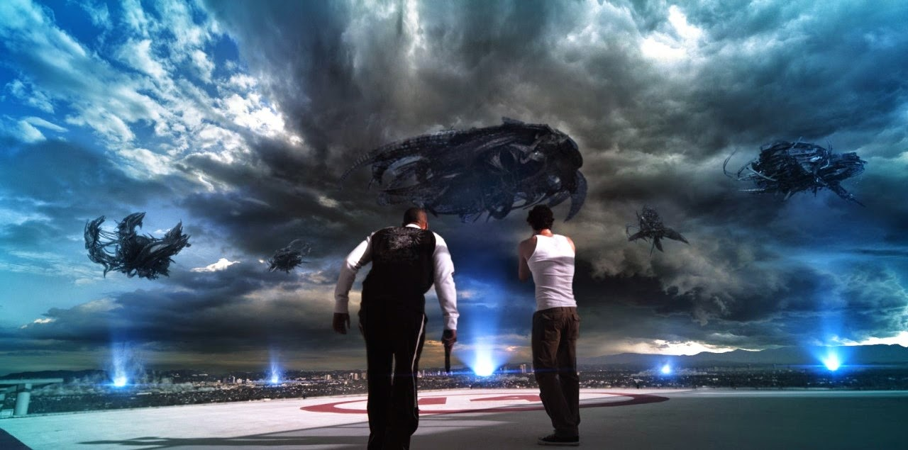 Revelado título, diretor e pôster da sequência de ficção Skyline - A Invasão
