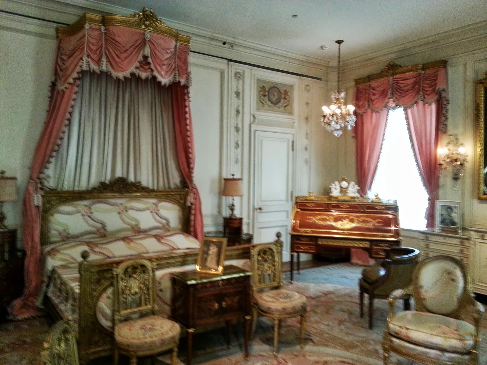 Hillwood Estate, Museum and Garden and Cleveland Park DC - Chez Jacqua