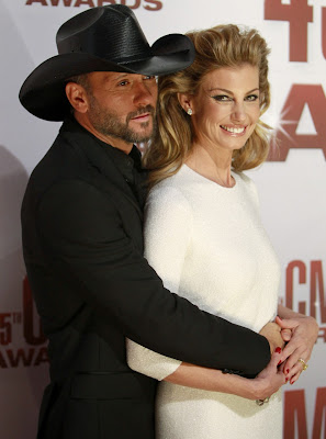Faith Hill Husband