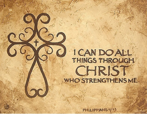 I Can Do All Things Through Christ Who Strengthens Me Wallpaper Sports