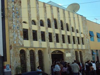 Nossa Igreja Central de Mogi