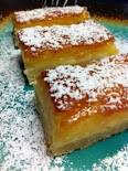 Ono Lemon Bars