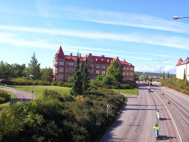 in Falun, Sweden