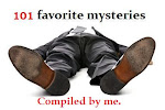 101 FAVORITE MYSTERIES and/or THRILLERS