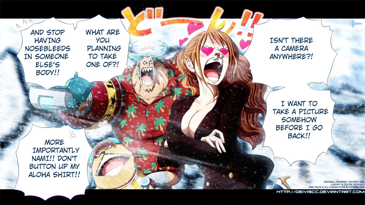 One Piece Chapter 665: Kẹo 019