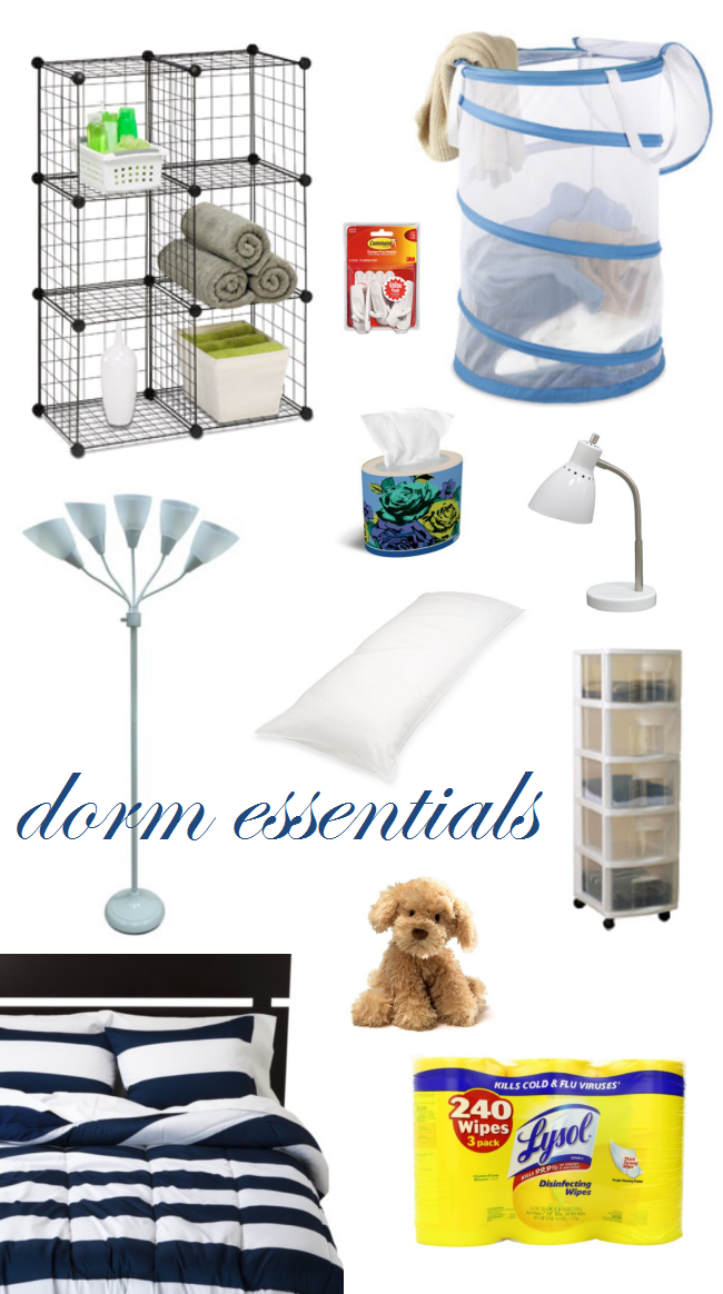 dorm essentials, what to bring to college, dorm must-haves, Kleenex expression
