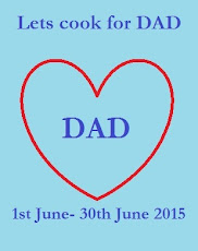 Lets cook for DAD