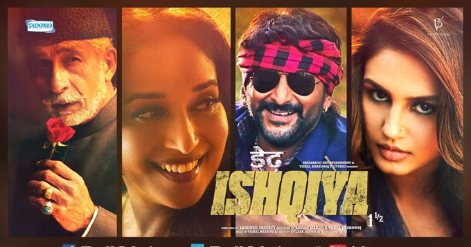 Dedh ishqiya box office collections with budget its - Hindi movie 2013 box office collection ...