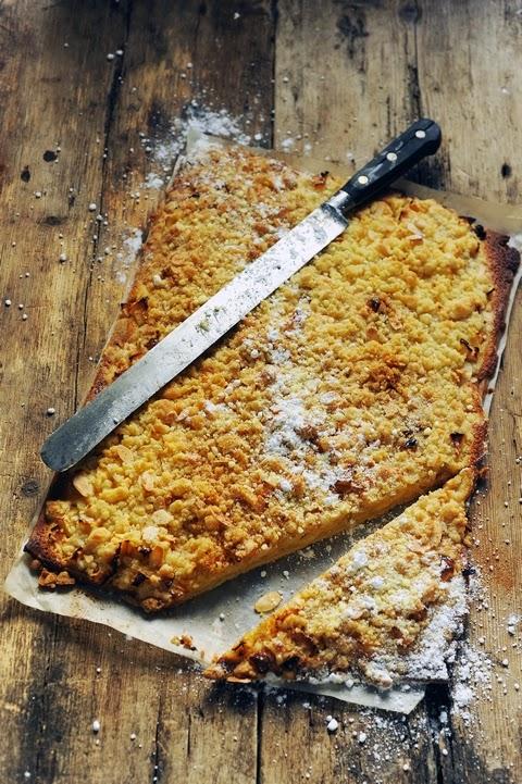 Dévorer Gontran Cherrier dans vos trains, c'est possible ! Entre tarte et crumble aux pommes !