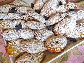 Bakeaway with Me: Earl Gray Tea with Honey Madeleines ~ Happy Birthday ...