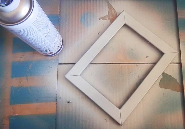 DIY : le cadre marin