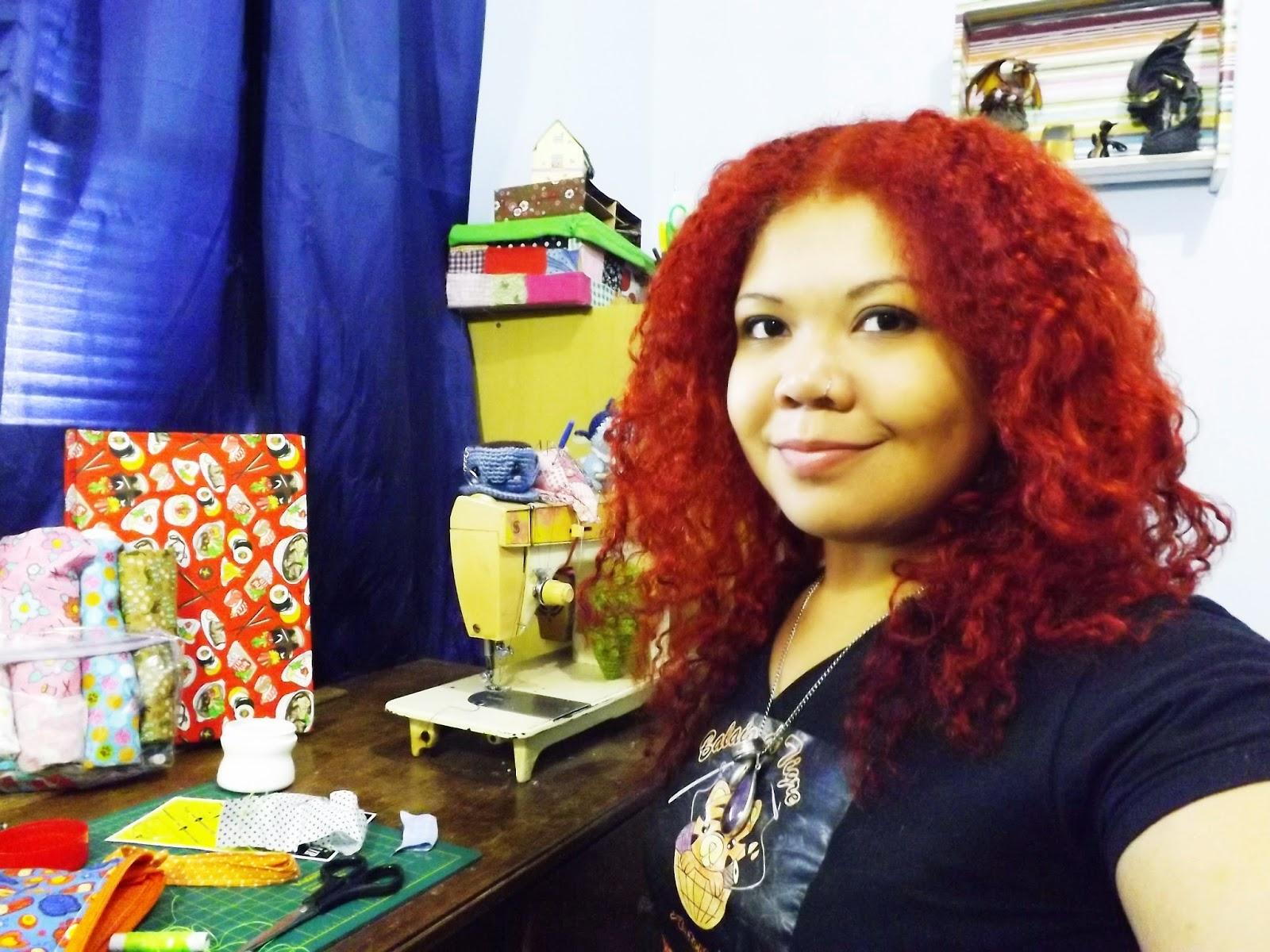 Lygia Karla Balaio de Tigre Artesanato amigurumi artesã