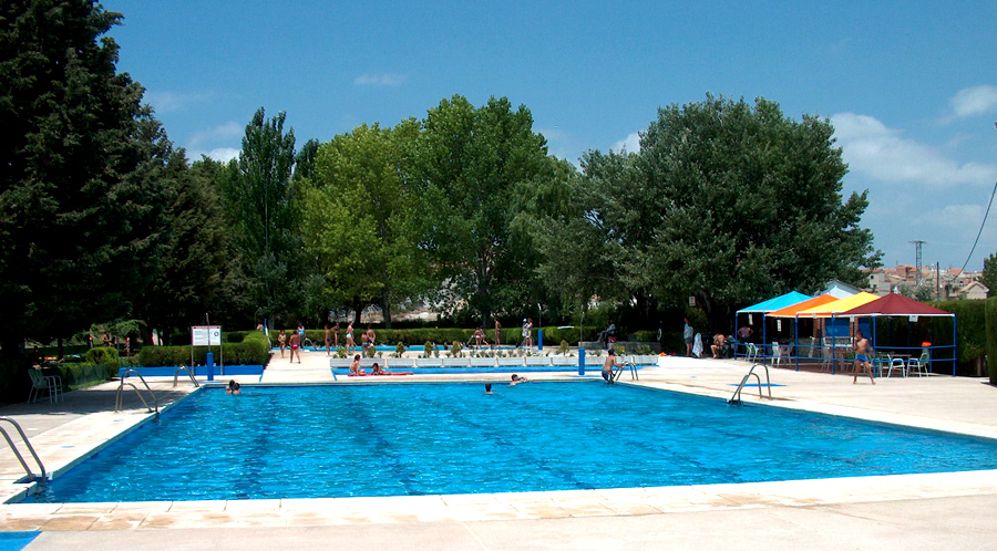 Blogganillo for Piscina publica madrid