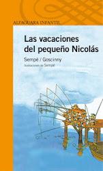 LAS VACACIONES DEL PEQUEÑO NICOLAS--GOSCINNY