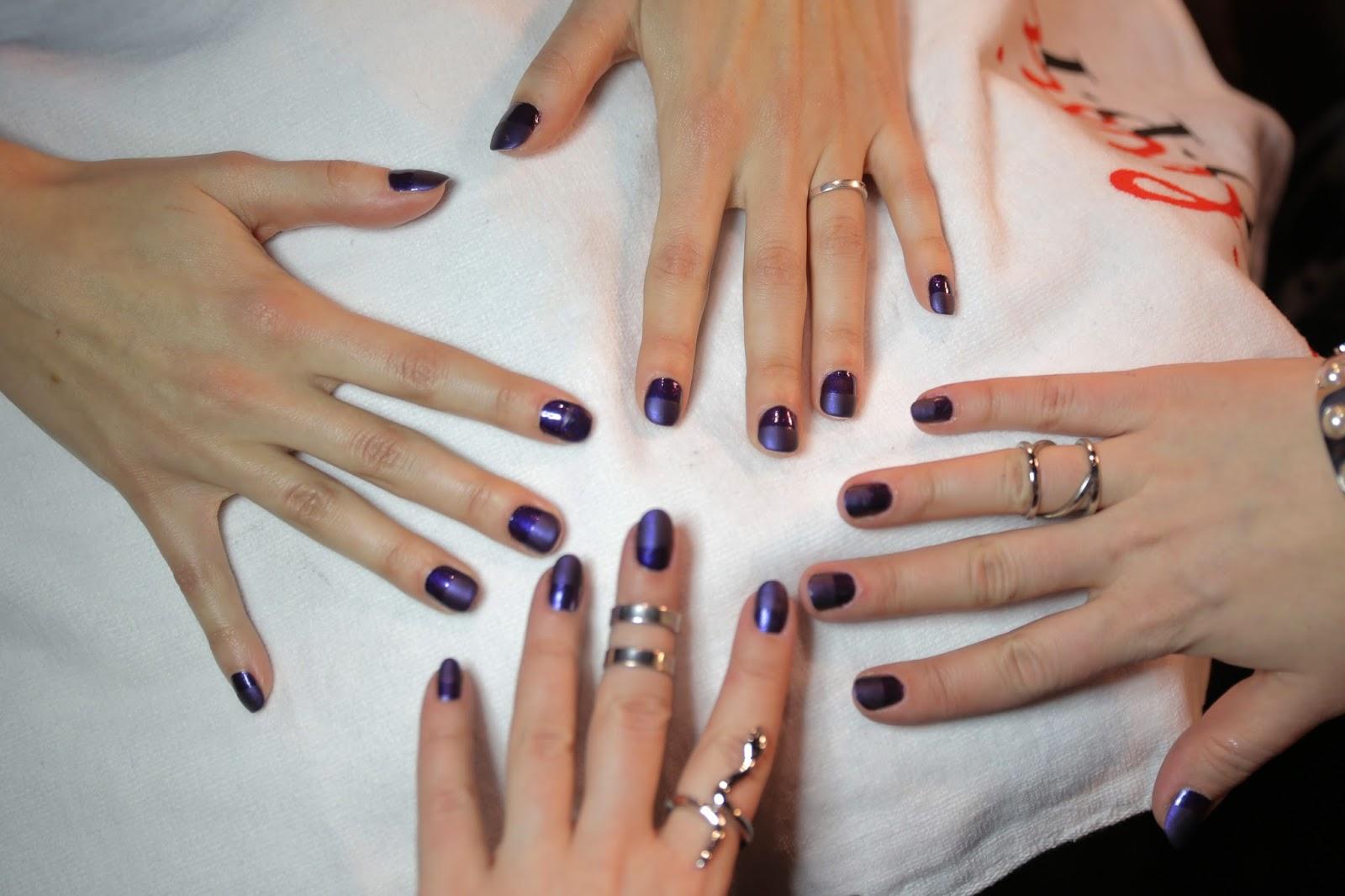Matte Nail Polish Trends