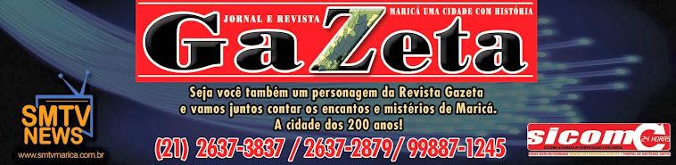 Jornal Gazeta - RJ