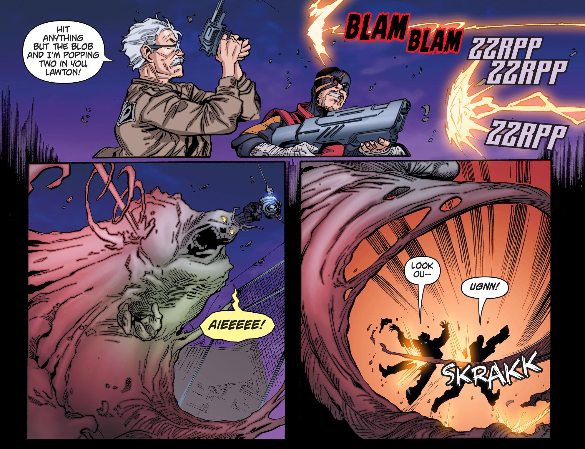 Batman: Arkham Knight [I] Issue #25 #27 - English 15