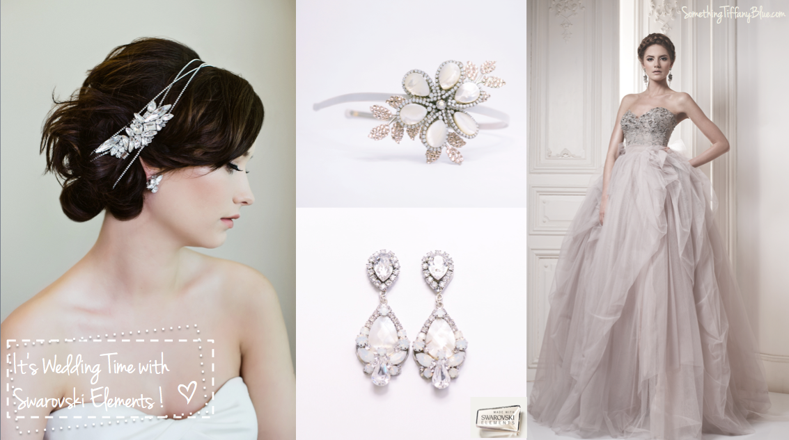ACCESSORI SPOSA: LE COLLEZIONI SWAROVSKI ELEMENTS PER ...