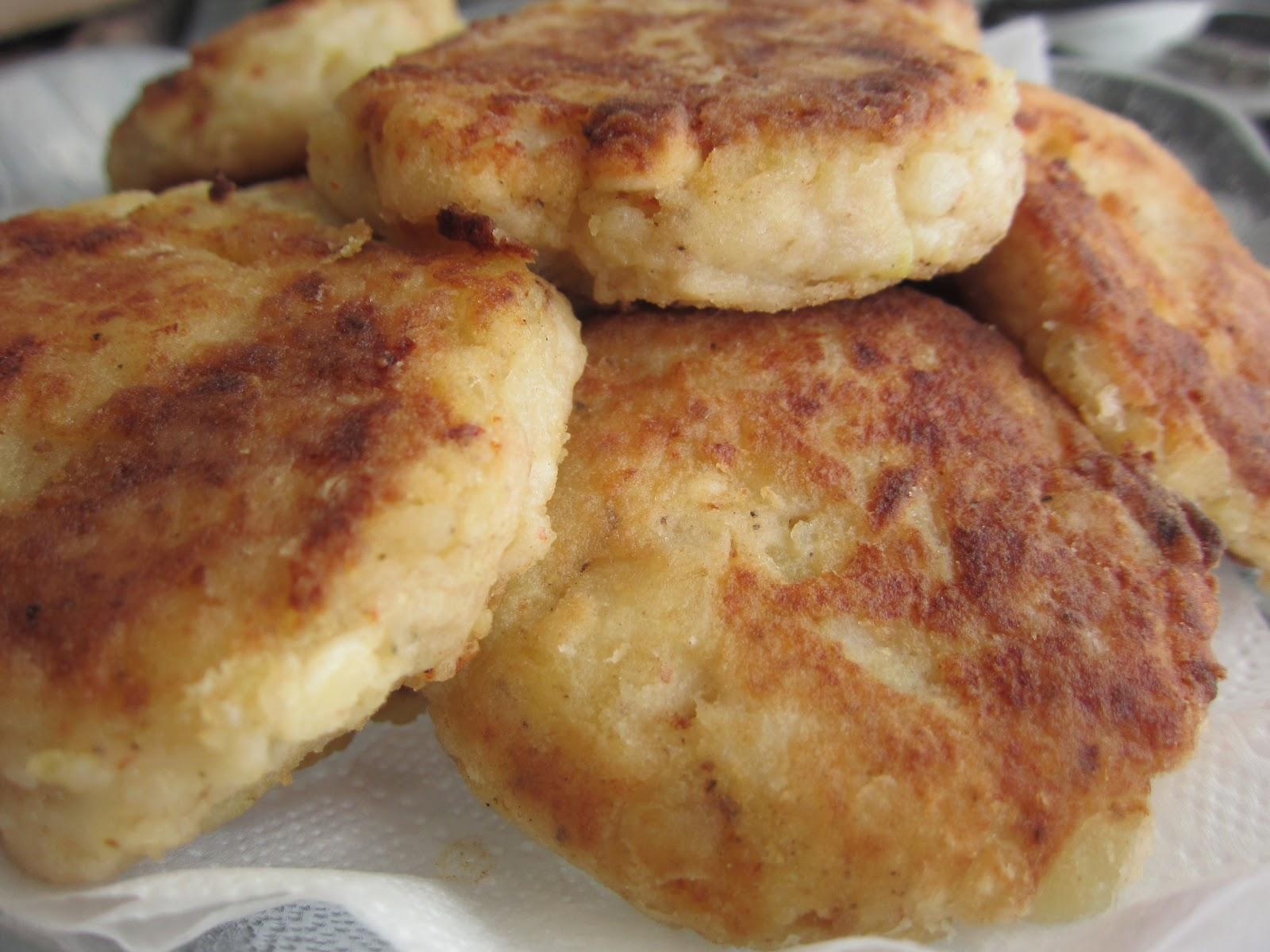 Картофельные котлеты в духовке рецепт пошагово в