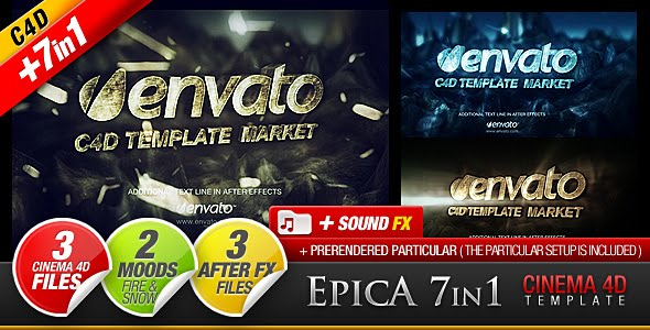 VideoHive EPICA 7in1