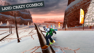 Snowboard Party 2 v1.0.0 MOD APK+DATA Android
