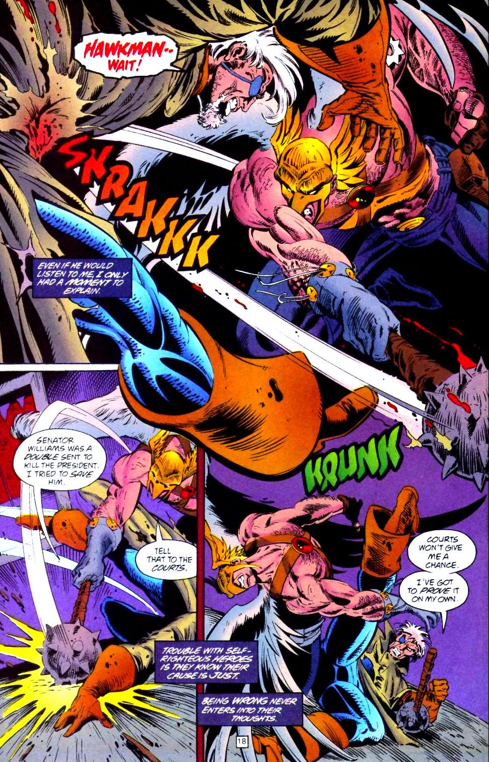 Deathstroke (1991) Issue #43 #48 - English 19