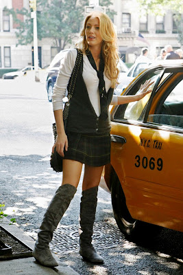 Gossip Girl fashion - Dress Like Serena Van Der Woodsen_fashion2obsession