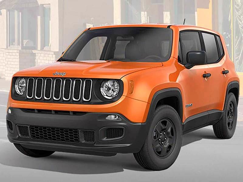 Novo Jeep Renegade 2015 suv lançamento