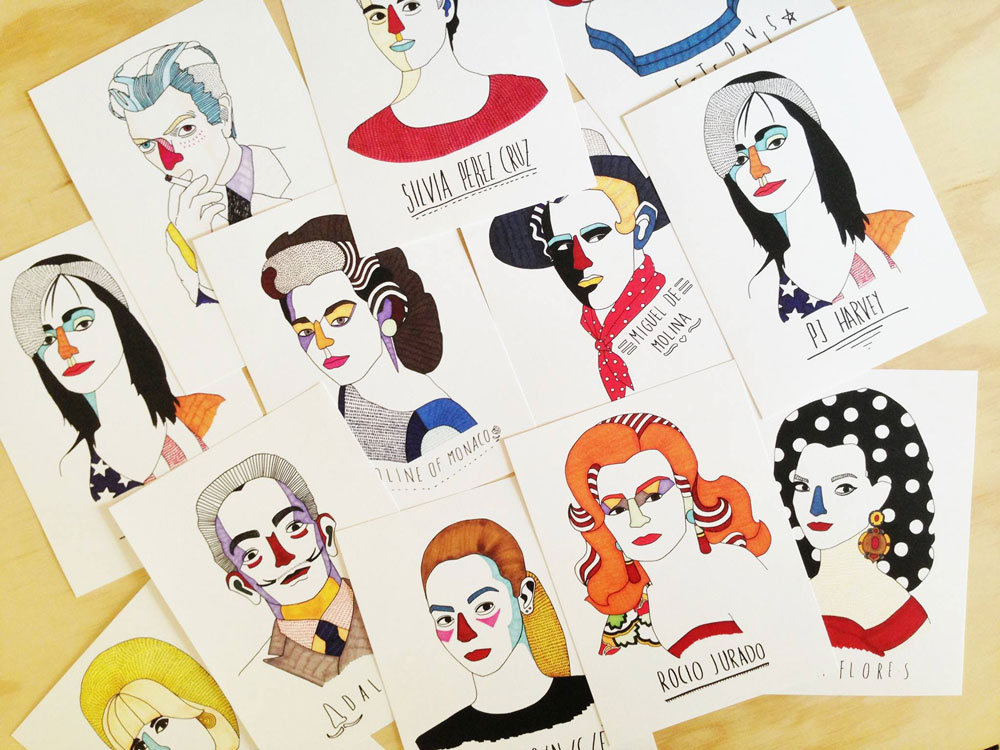 ilustrador,ilustraciones,dibujos