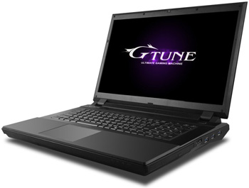 Mouse Computer NEXTGEAR-NOTE i1000BA1 17.3-Inch Gaming Notebook