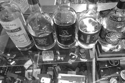 Billede fra Cadenhead's Whisky Shop, Odense