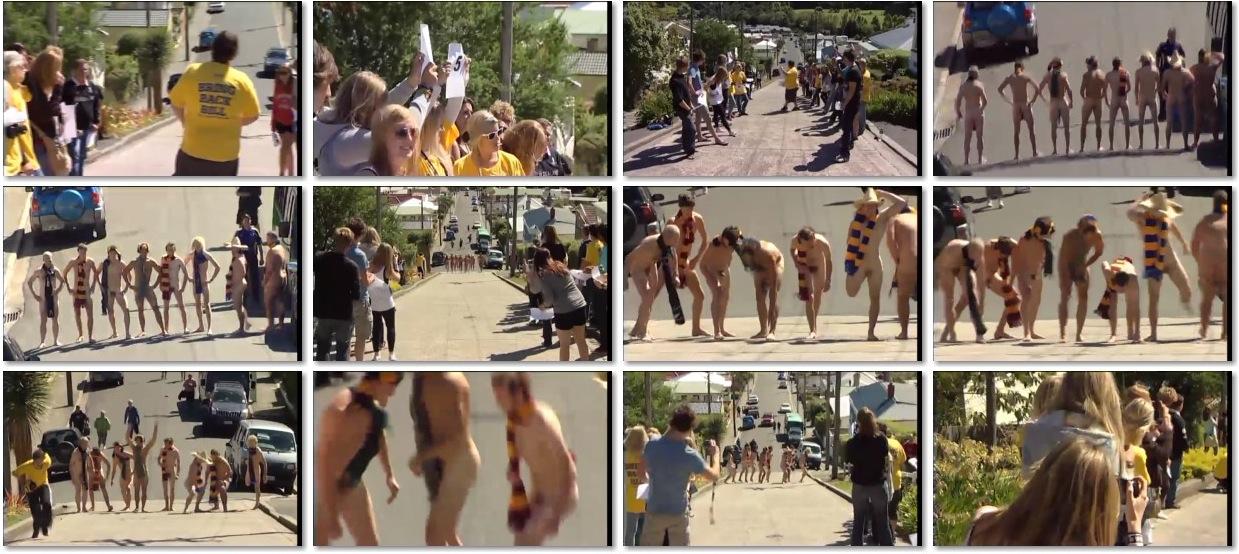 Nude Blacks In Public