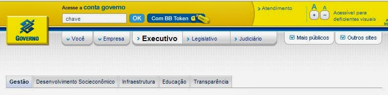 BANCO DO BRASIL / REPASSES