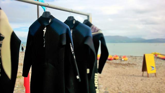 windsurfing kerry beach wetsuit