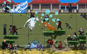 Battle Of shinobi :D