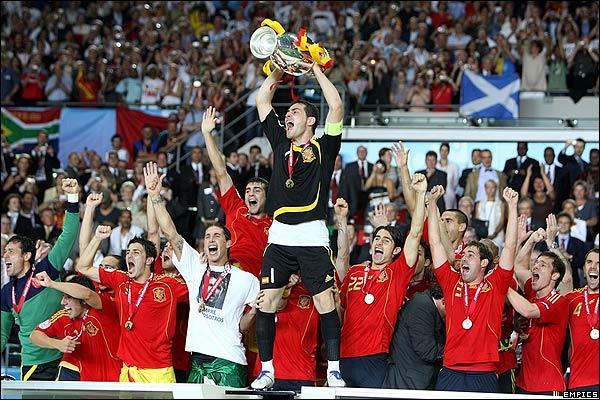 campeona de la eurocopa