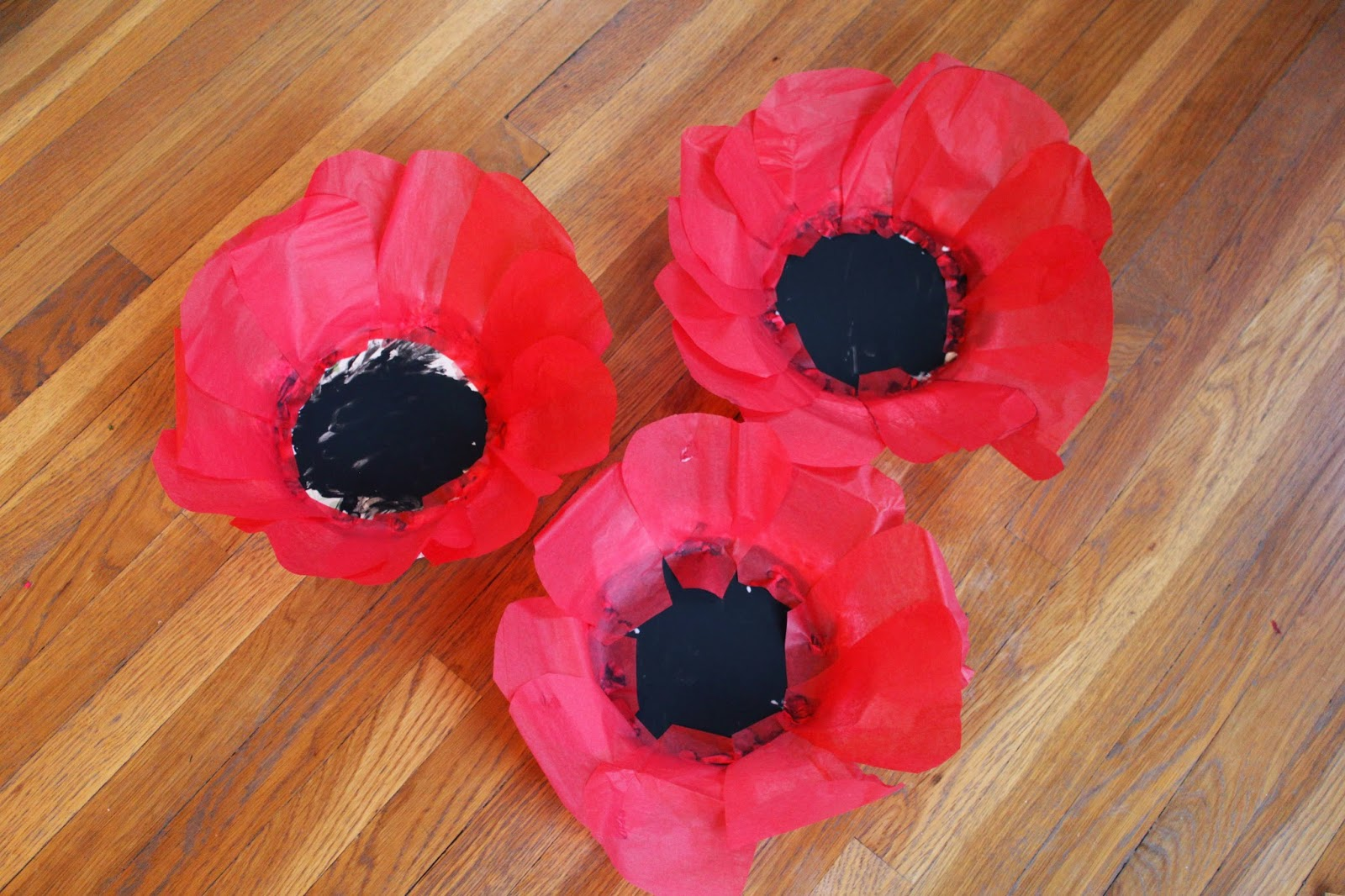 The Imperfect Pie Memorial Day Poppy Craft