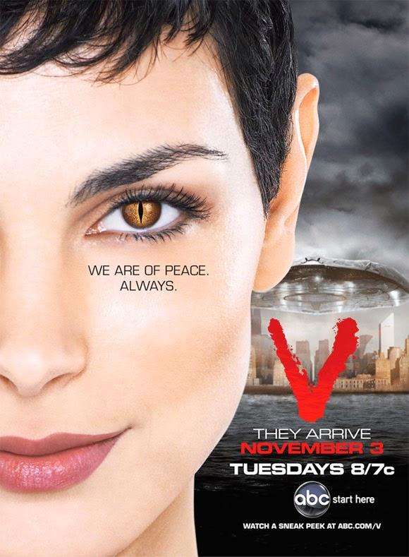 V, los visitantes Temporada 1