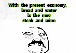 funny economy quote picture