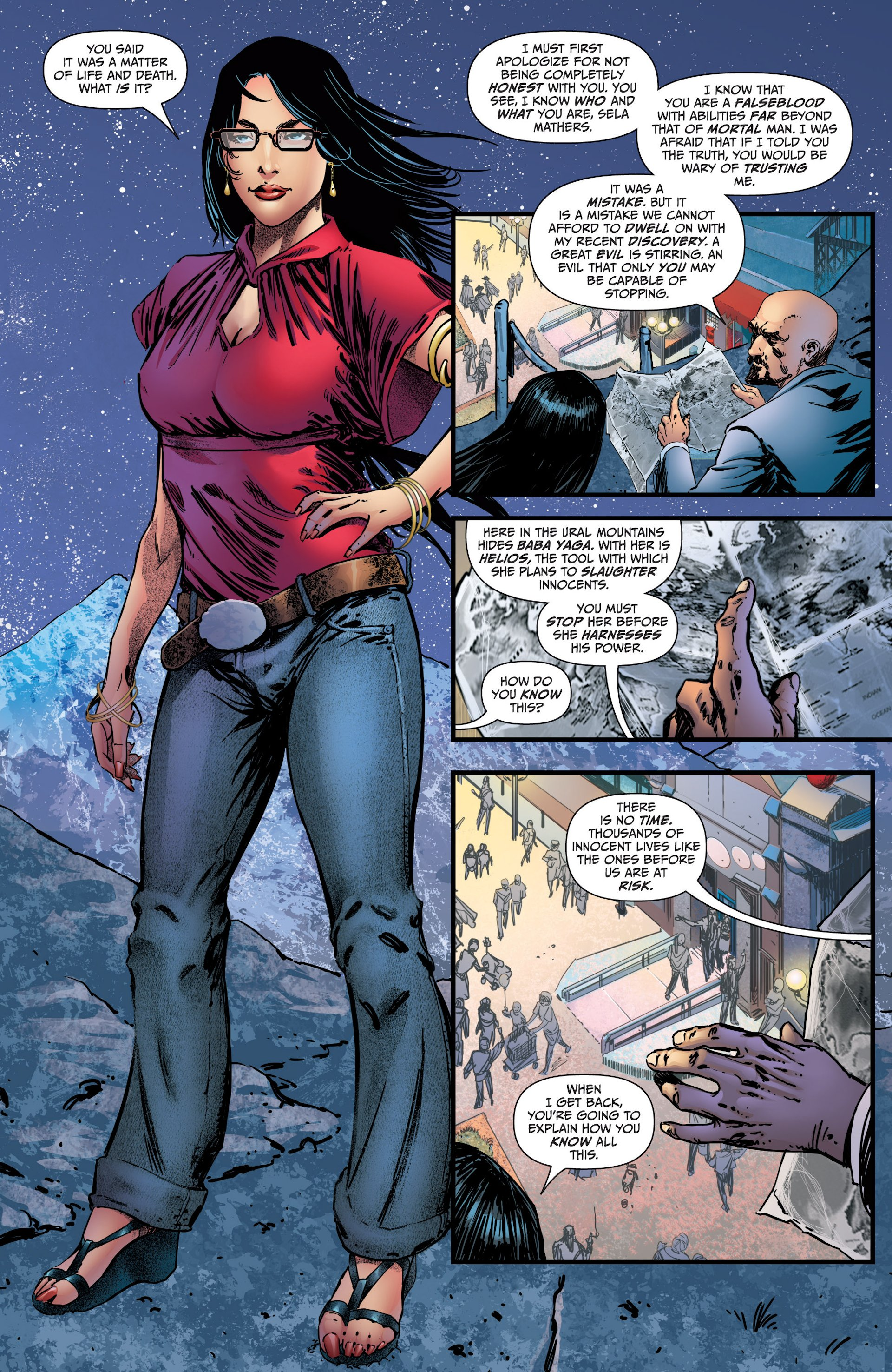 Grimm Fairy Tales (2005) Issue #95 #98 - English 22
