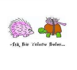 AŞK BİR YOLUNU BULUR :)