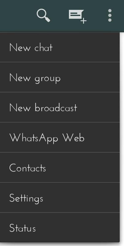 How to enable WhatsApp web on your smartphone