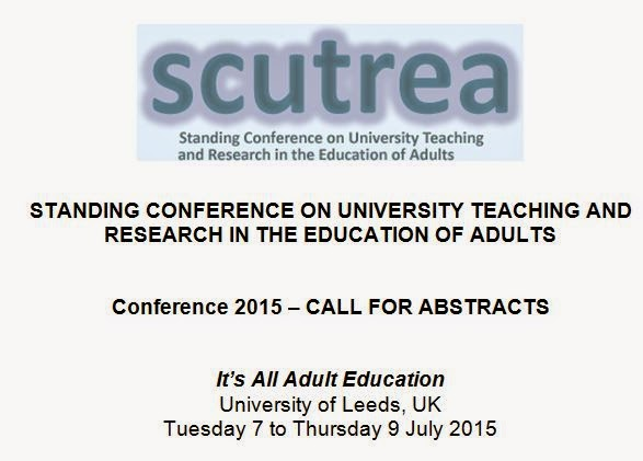 Scutrea 2015 Call for Papers