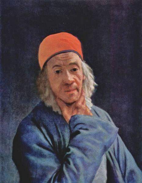 Liotard self portrait 1744