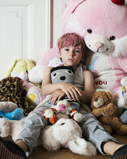 Luckyboysunday soft toys